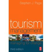 Tourism Management, Managing for Change