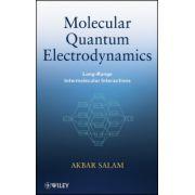 Molecular Quantum Electrodynamics: Long-Range Intermolecular Interactions