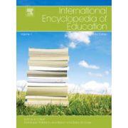 International Encyclopedia of Education, 8-Volume Set