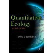 Quantitative Ecology, Measurement, Models and Scaling