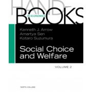 Handbook of Social Choice & Welfare Volume 2
