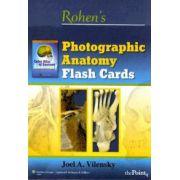 Rohen's Photographic Anatomy Flash Cards