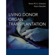 Living Donor Organ Transplantation