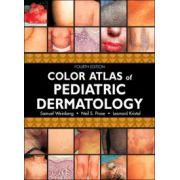 Color Atlas Pediatric Dermatology