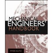 Mechanical Engineers' Handbook, 4-Volume Set