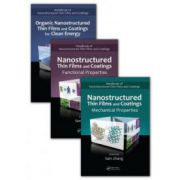 Thin Films and Coatings, 3-Volume Set