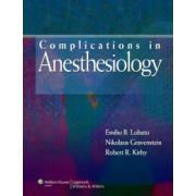 Complications in Anesthesiology