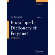 Encyclopedic Dictionary of Polymers, 2-Volume Set