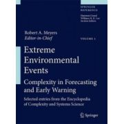Extreme Environmental Events: Complexity in Forecasting and Early Warning, 2-Volume Set