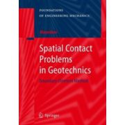 Spatial Contact Problems in Geotechnics: Boundary-Element Method