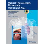 Medical Thoracoscopy/Pleuroscopy: Manual and Atlas, Book & DVD