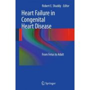 Heart Failure in Congenital Heart Disease: From Fetus to Adult