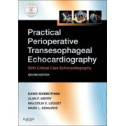Practical Perioperative Transesophageal Echocardiography (Text with DVD-ROM)