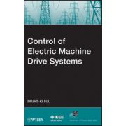 Control of Electric Machine Drive System