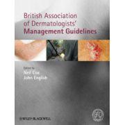 British Association of Dermatologists' Management Guidelines