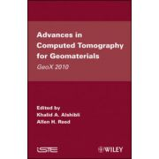 Applications of X-ray Microtomography to Geomaterials