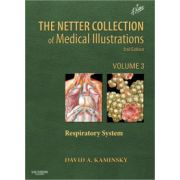 Netter Collection of Medical Illustrations: Volume 3, Respiratory System (Netter Green Book Collection)