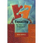 Equality: The New Legal Framework