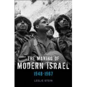 Making of Modern Israel: 1948-1967