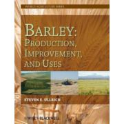 Barley: Production, Improvement, and Uses