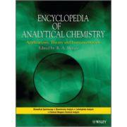 Encyclopedia of Analytical Chemistry, 18-Volume Set