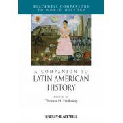 Companion to Latin American History