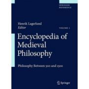 Encyclopedia of Medieval Philosophy: Philosophy between 500 and 1500, 2-Volume Set