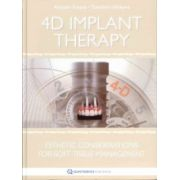 4D Implant Therapy: Esthetic Consideration for Soft Tissue Management