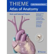 THIEME Atlas of Anatomy (Latin Nomenclature), 3-Volume Set