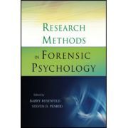 Research Methods in Forensic Psychology