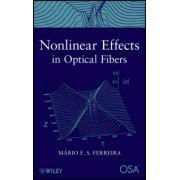 Nonlinear Effects in Optical Fibers