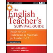 English Teacher's Survival Guide: Ready-To-Use Techniques & Materials for Grades 7-12