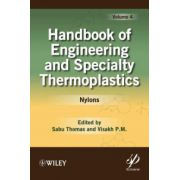 Handbook of Engineering and Speciality Thermoplastics: Volume 4: Nylons