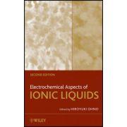 Electrochemical Aspects of Ionic Liquids