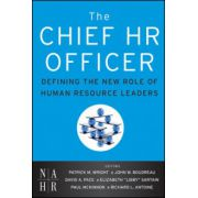 Chief HR Officer: Defining the New Role of Human Resource Leaders