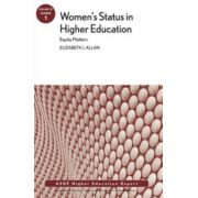 Women's Status in Higher Education: Equity Matters
