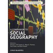 Companion to Social Geography