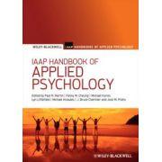 IAAP Handbook of Applied Psychology
