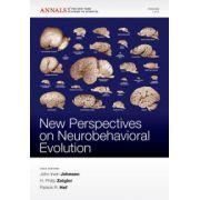 New Studies in Neurobehavioral Evolution