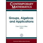 Groups, Algebras and Applications