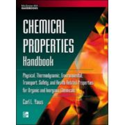 Chemical Properties Handbook: Physical, Thermodynamics, Engironmental Transport, Safety & Health Related Properties for Organic & Inorganic Chemical