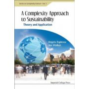 Complexity Approach to Sustainability: Theory and Application