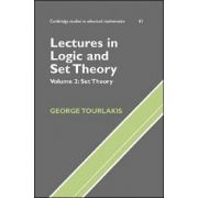 Lectures in Logic and Set Theory: Set Theory, Volume 2