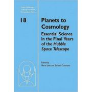 Planets to Cosmology: Essential Science in the Final Years of the Hubble Space Telescope