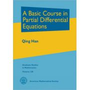Basic Course in Partial Differential Equations