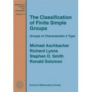Classification of Finite Simple Groups: Groups of Characteristic 2 Type