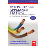 PAT: Portable Appliance Testing, In-Service Inspection and Testing of Electrical Equipment