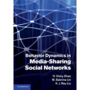 Behavior Dynamics in Media-Sharing Social Networks