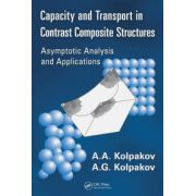 Capacity and Transport in Contrast Composite Structures: Asymptotic Analysis and Applications