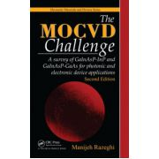 MOCVD Challenge: A survey of GaInAsP-InP and GaInAsP-GaAs for photonic and electronic device applications, 2-Volume Set